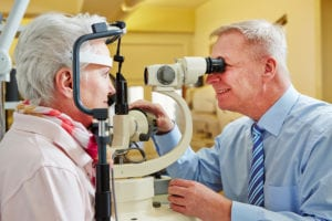 Senior Care in Raleigh NC: Vision Loss