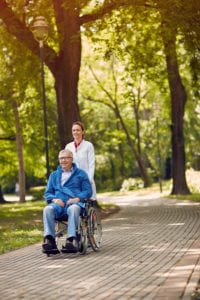 Caregiver in Cary NC: Benefits of Going to the Park