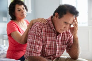 Elder Care in Winston-Salem NC: Using Your Spouse as a Support System When Struggling with Depression