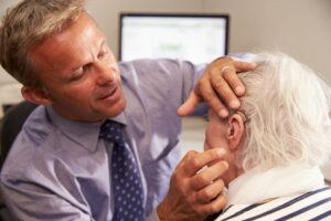 Caregiver in Cary, NC: Senses and Aging