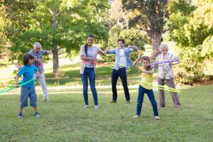 Senior Care Cary, NC: Family Gatherings and Seniors