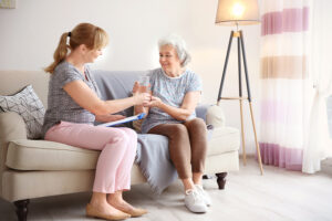 Elder Care Wake Forest, NC: Seniors and Daily Tasks